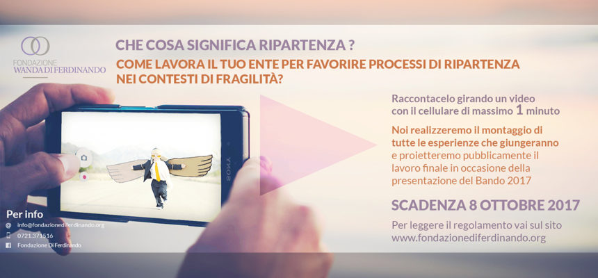 VIDEO – Che cosa significa Ripartenza?