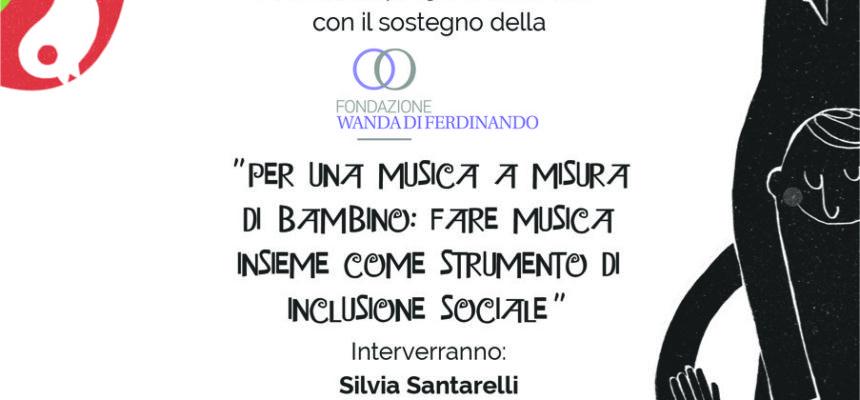 """Biblioteca S. Giovanni: """"Per una musica a misura di bambino"""""""