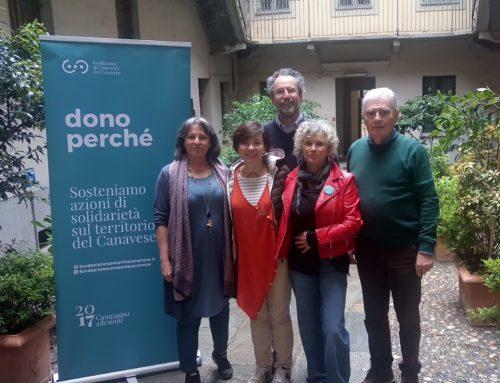 18-20 Settembre: a Pesaro Fondazione di Comunità del Canavese