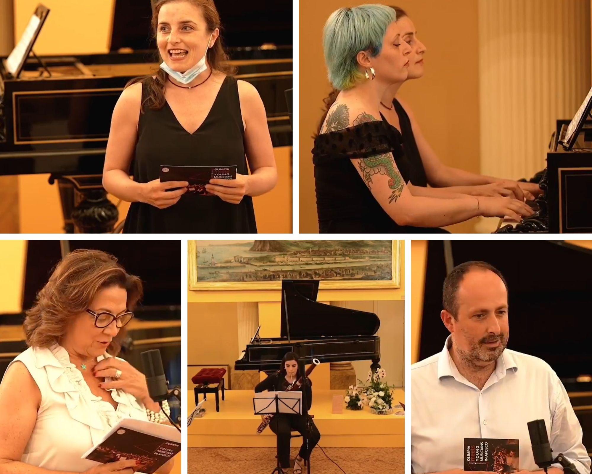 Celebrando l'anniversario: musica da Pesaro a Kabul